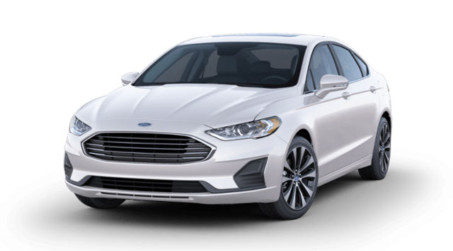 2020 Ford Fusion SE 4dr Car